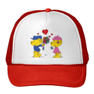 Ferald and Sahsha Trucker Hat