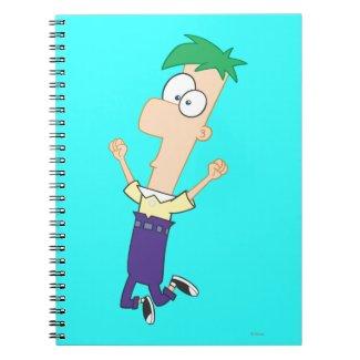 Ferb 1 notebook