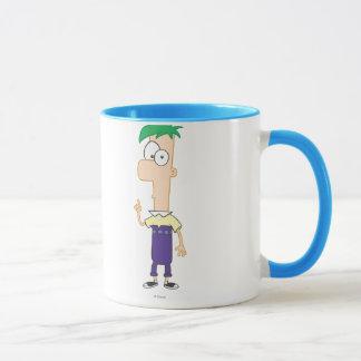 Ferb 2 mug