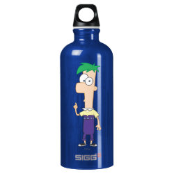 Ferb of Phineas and Ferb SIGG Traveller Water Bottle (0.6L)