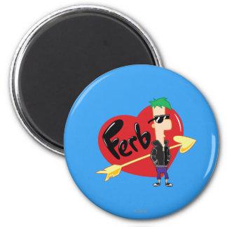 Ferb Magnet