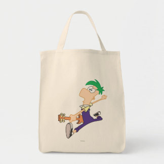 Ferb Rocking Out with Guitar Bags