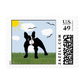 Ferdie Frenchie Stamps