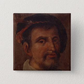 Ferdinand Columbus Button