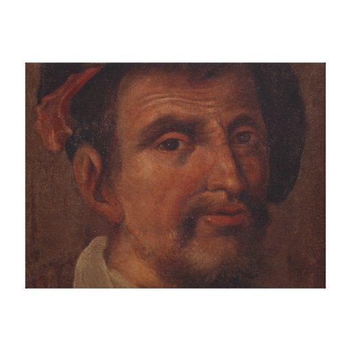 Ferdinand Columbus Canvas Print