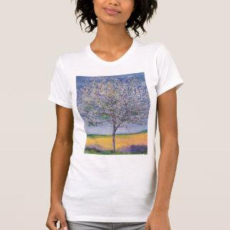 Ferdinand Hodler- Cherry Tree in Bloom Shirt
