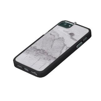 Ferdinand Hodler-Lauterbrunnen Valley dust stream iPhone 5/5S Covers