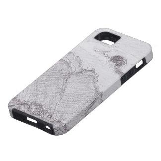 Ferdinand Hodler-Lauterbrunnen Valley dust stream iPhone 5/5S Cases