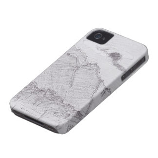 Ferdinand Hodler-Lauterbrunnen Valley dust stream Case-Mate iPhone 4 Case