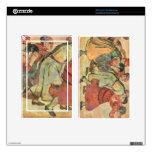 Ferdinand Hodler - Running Women Kindle Fire Skin