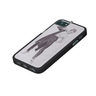 Ferdinand Hodler- Student, appealing his tunic iPhone 5/5S Case