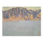 Ferdinand Hodler- The Grammont Postcards