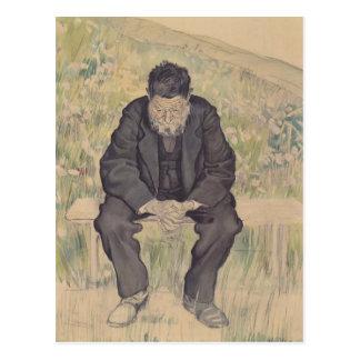 Ferdinand Hodler- Unemployed Post Cards