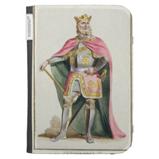 Ferdinand I (1379-1416) King of Aragon from 'Receu Kindle Folio Cases