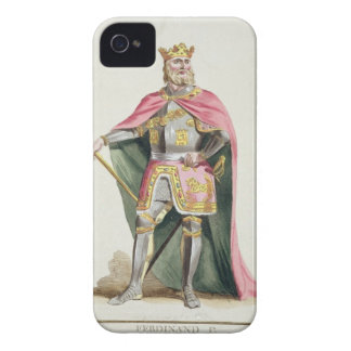 Ferdinand I (1379-1416) King of Aragon from 'Receu Case-Mate iPhone 4 Cases