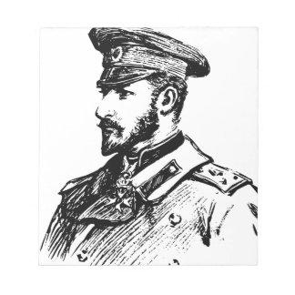 Ferdinand I of Bulgaria Notepad