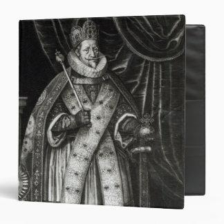 Ferdinand II  1622 3 Ring Binder
