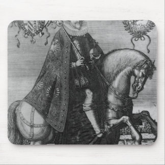 Ferdinand II Holy Roman Emperor Mouse Pad