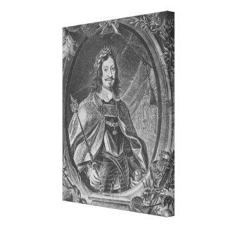 Ferdinand III, Holy Roman Emperor Canvas Print