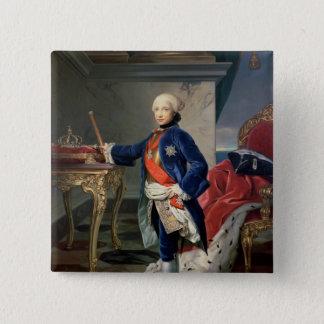 Ferdinand IV, King of Naples Button