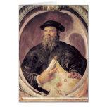 Ferdinand Magellan Greeting Card