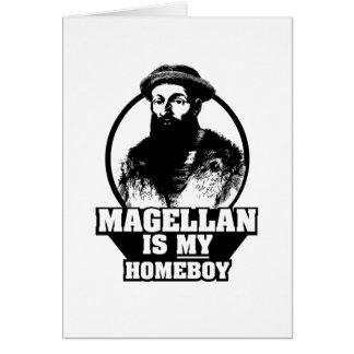 Ferdinand Magellan is my homeboy Card