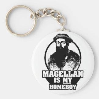 Ferdinand Magellan is my homeboy Keychain