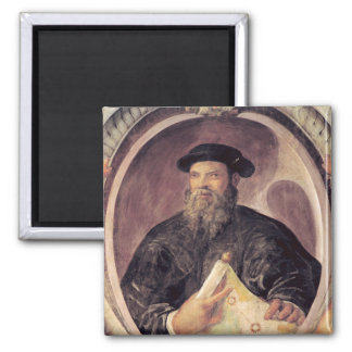 Ferdinand Magellan Magnet