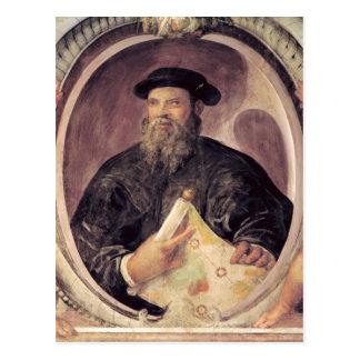 Ferdinand Magellan Postcard
