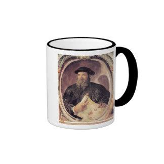 Ferdinand Magellan Ringer Mug