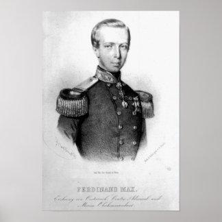 Ferdinand Max Poster