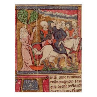 Ferdinand of Portugal  Count of Flanders Postcard