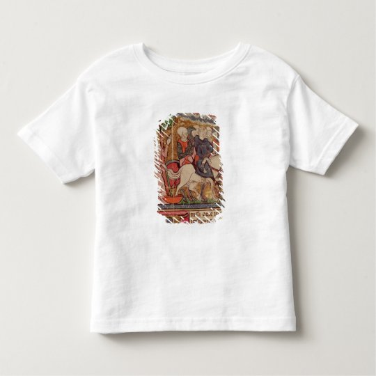 Ferdinand of Portugal  Count of Flanders Toddler T-shirt