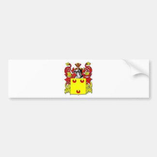 Fereday Coat of Arms Bumper Sticker