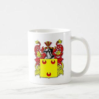 Fereday Coat of Arms Coffee Mug