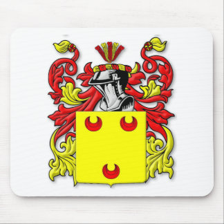 Fereday Coat of Arms Mouse Pad