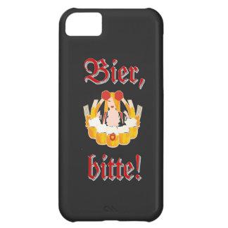 ¡Féretro, Bitte! Funda Para iPhone 5C