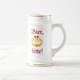 ¡Féretro, Bitte! Tazas De Café