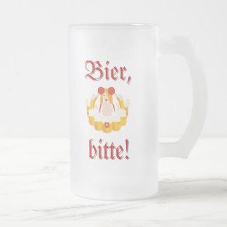 ¡Féretro, Bitte! Taza De Café