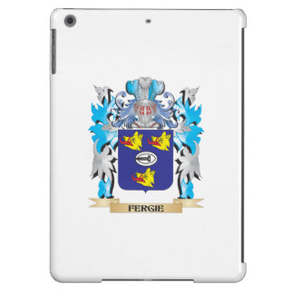 Fergie Coat of Arms - Family Crest iPad Air Cover