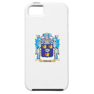 Fergie Coat of Arms - Family Crest Cover For iPhone 5/5S