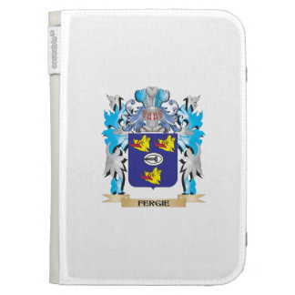 Fergie Coat of Arms - Family Crest Cases For The Kindle