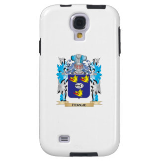 Fergie Coat of Arms - Family Crest Galaxy S4 Case