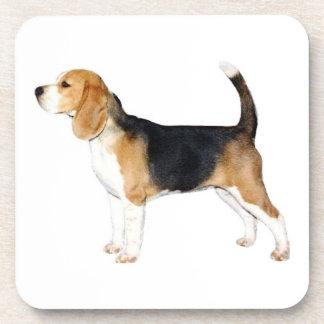 Fergie the Beagle Drink Coaster