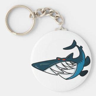 Fergus Sharky Keychain