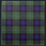 "Ferguson clan Plaid Scottish tartan Napkin<br><div class=""desc"">A lovely design based on the real Scottish tartan</div>"