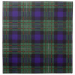 Ferguson clan Plaid Scottish tartan Napkin