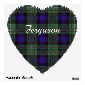 Ferguson clan Plaid Scottish tartan Wall Graphics