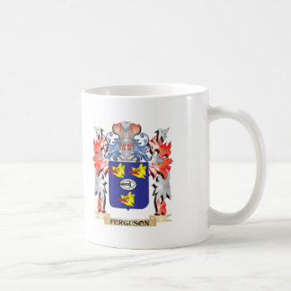 Ferguson Coat of Arms - Family Crest Coffee Mug