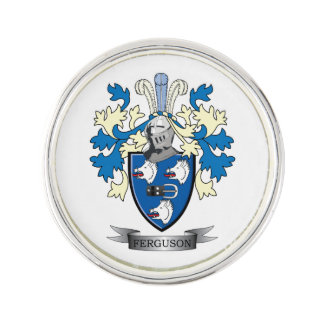Ferguson-Coat-of-Arms Pin